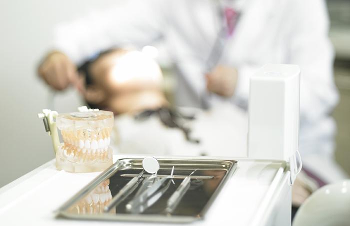 歯周病の検査について
